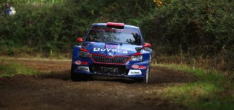 Rally da Auga will have a spectator guide and surveillance in the stages